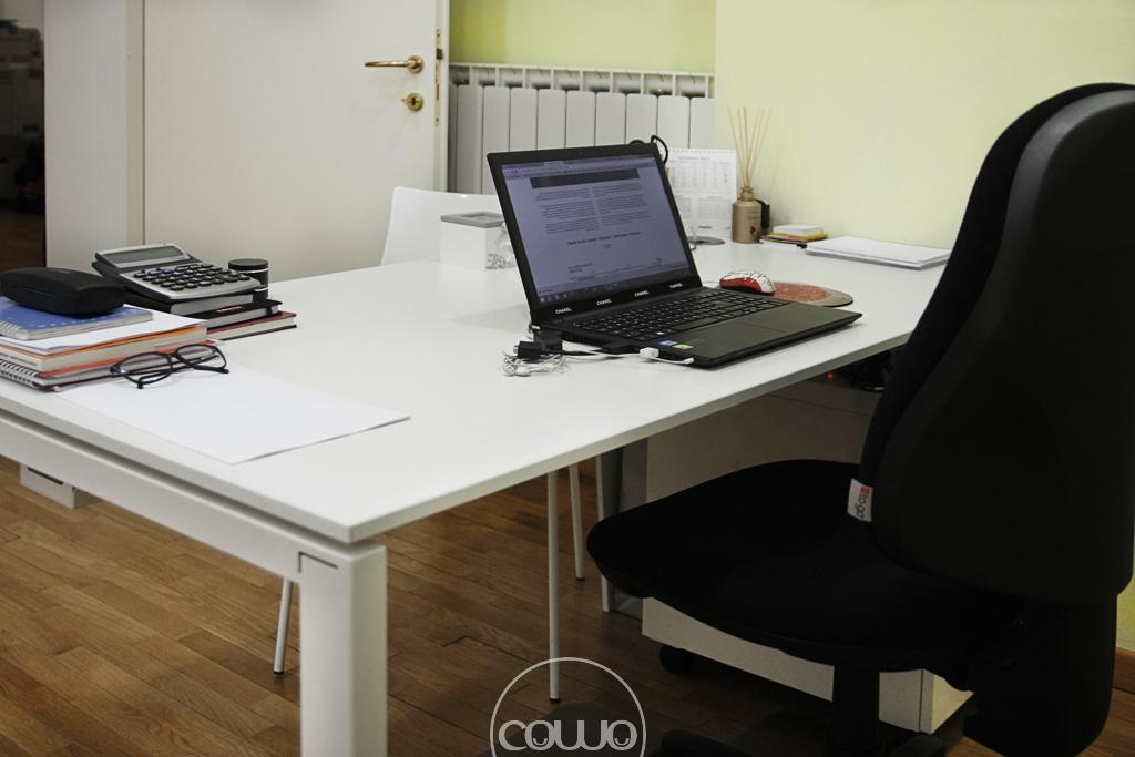 Scrivania in affitto Coworking Milano Cadorna
