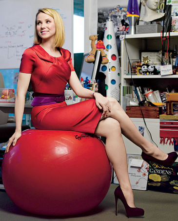 Yahoo's Marissa Mayer