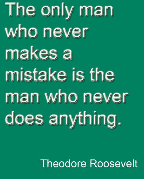 Correggere gli errori