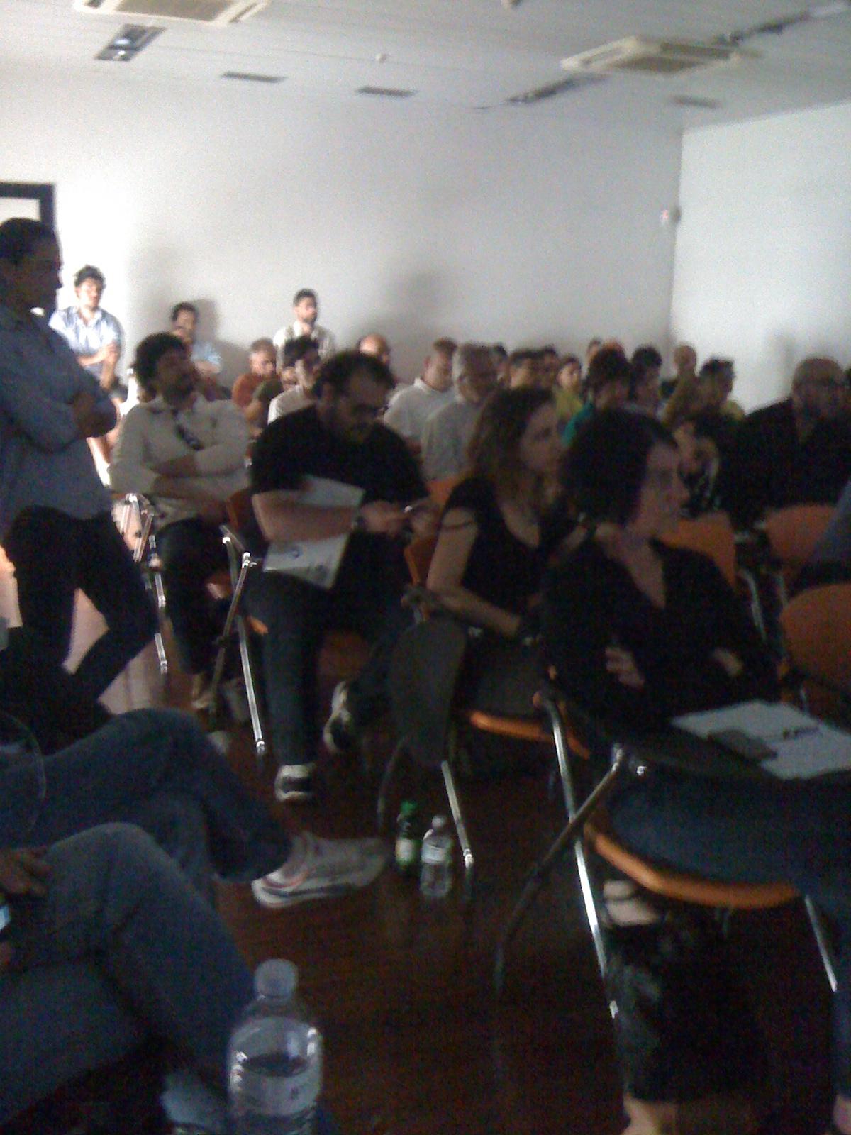 Camplus Milano Barcamp sul Coworking giugno 2013