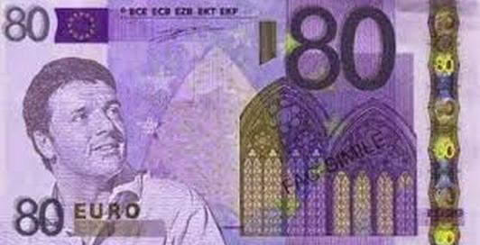 Governo Renzi: bonus 80 euro
