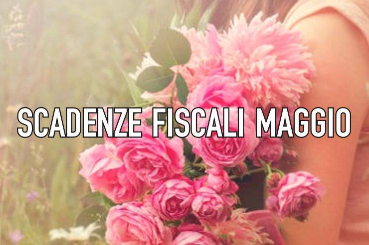 Scadenze fiscali di Maggio da CowoCheConta