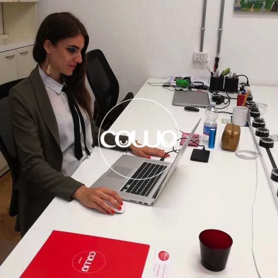 Lavoro Agile Coworking Milano Duomo