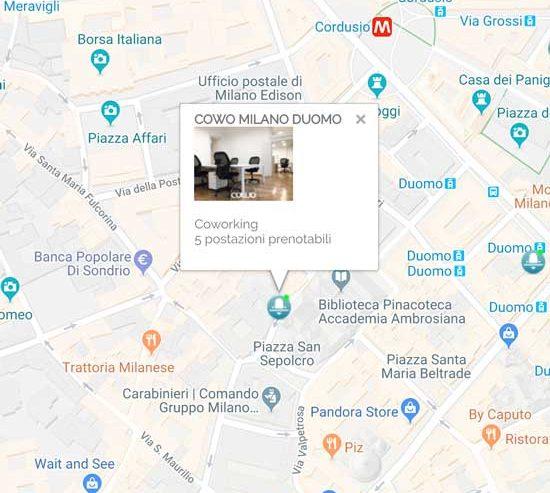 Settimana del Lavoro Agile al Coworking Milano Duomo