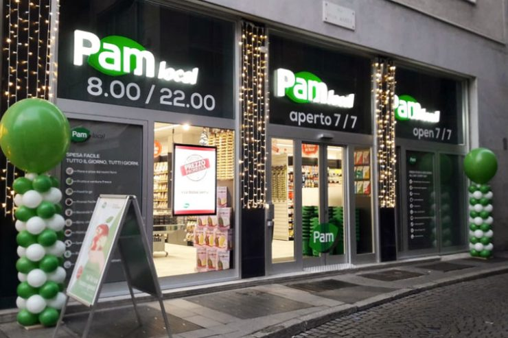 Supermercato centro Milano vicino Coworking Duomo