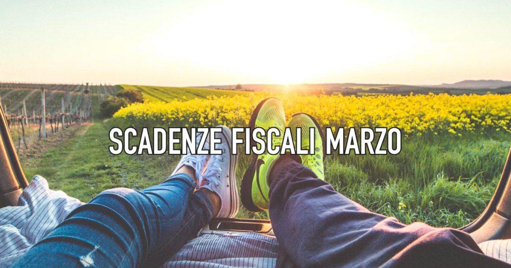 Fisco: scadenze di marzo 2019