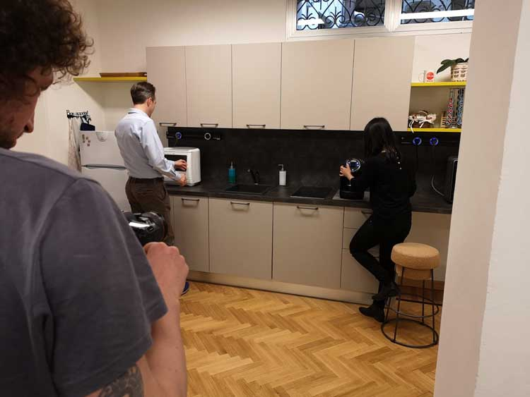 Coffe break al Milano Duomo Coworking