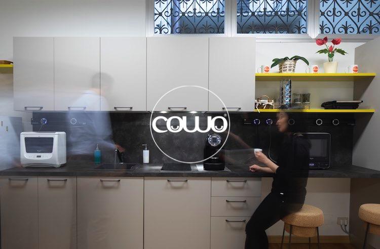 Spazio cucina al Coworking Milano Duomo
