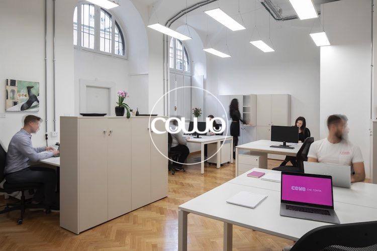 Postazioni Coworking Milano Duomo