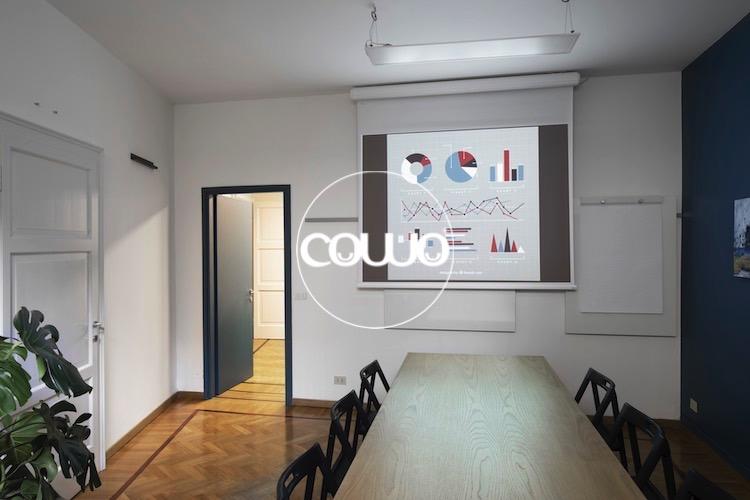 Meeting room @Coworking Milano Duomo
