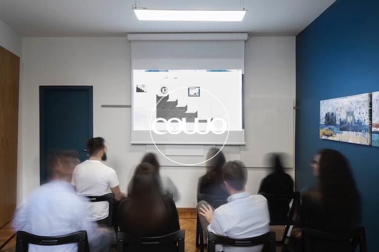 aula di formazione in coworking a Milano Duomo