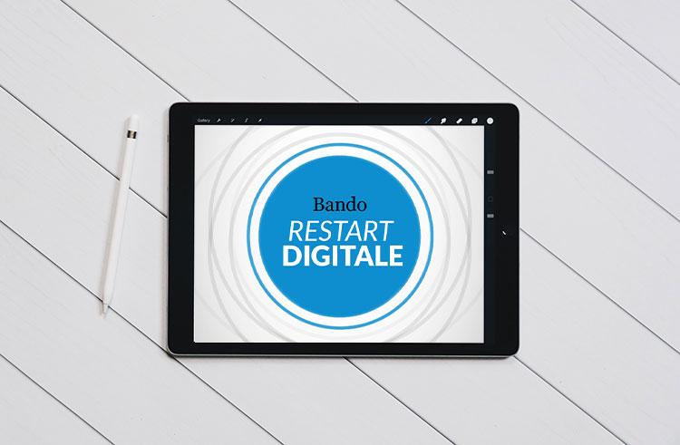 Bando Restart Digitale: una risposta all'emergenza Coronavirus per le piccole imprese di Milano, Monza, Brianza e Lodi